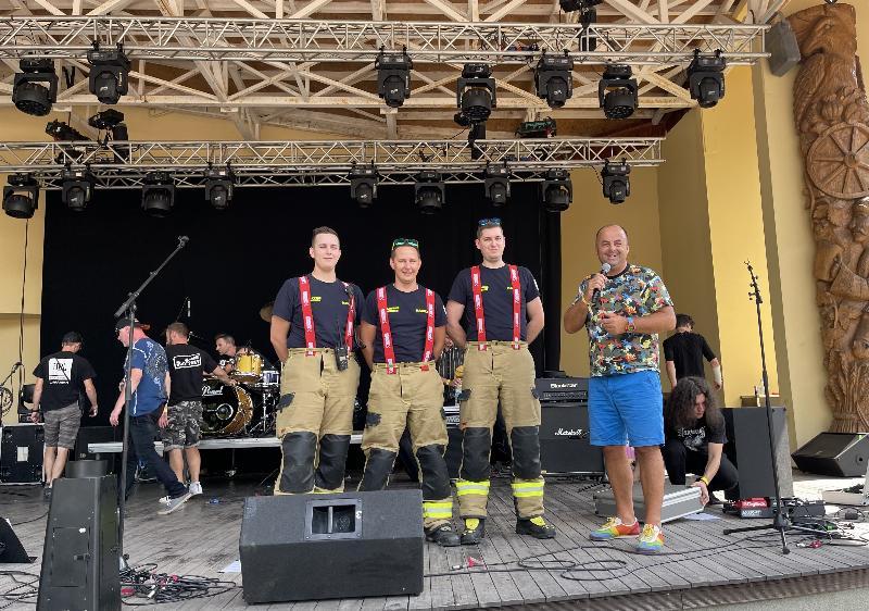 Slavnosti v Jaslovskych Bohuniciach.. Dvojdnovy hudobny festival. 6.-7. august 2021