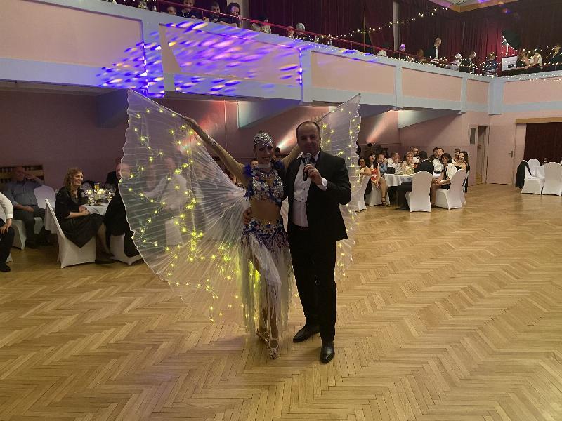 1.ročník Fragolino ples v Devinskej Novej Vsi. 1. februar 2020. Bratislava