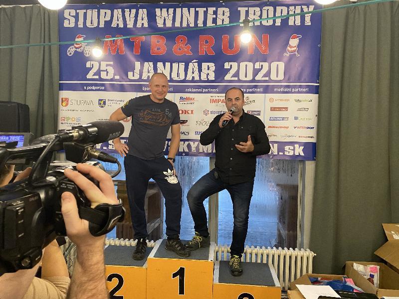 12.ročník Stupavsky maraton. Stupava 25.januar.2020.