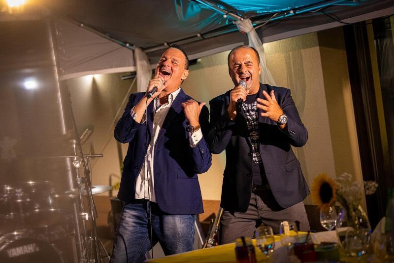 Vecer emocii a chuti z celeho sveta s Davide Matiolli. Hotel Hviezdoslav Kežmarok 20.augusta 2021